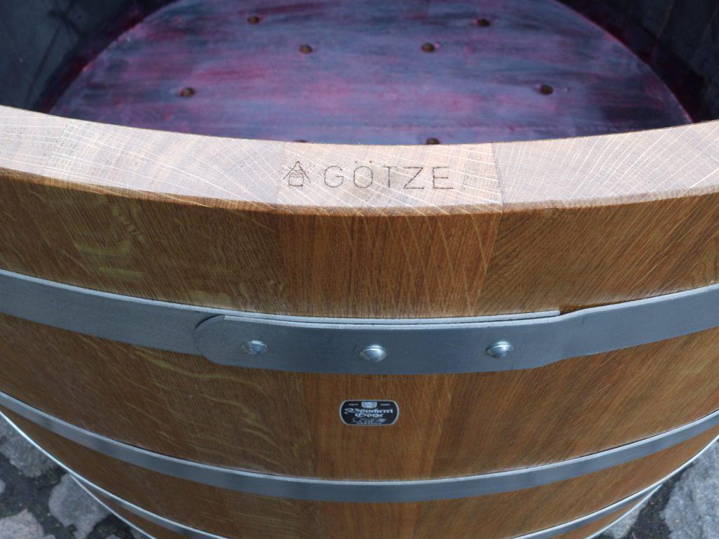 Holzpflanzkübel - Pflanzkübel Holz  - Hirnholzversiegelung