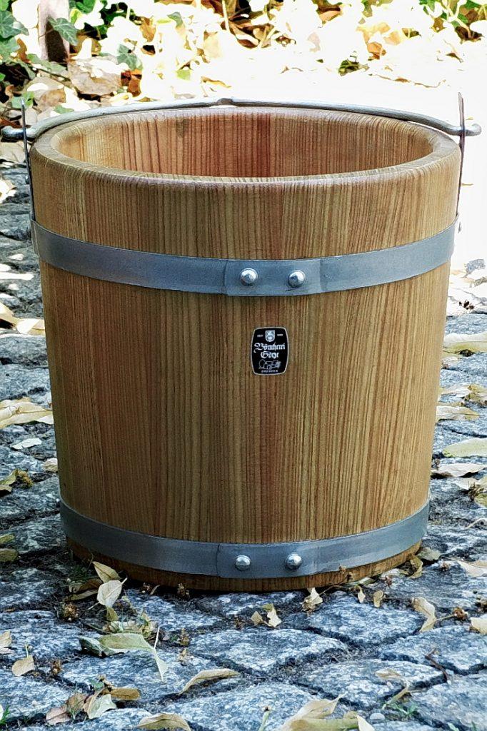 Holzeimer 12 Liter Standard