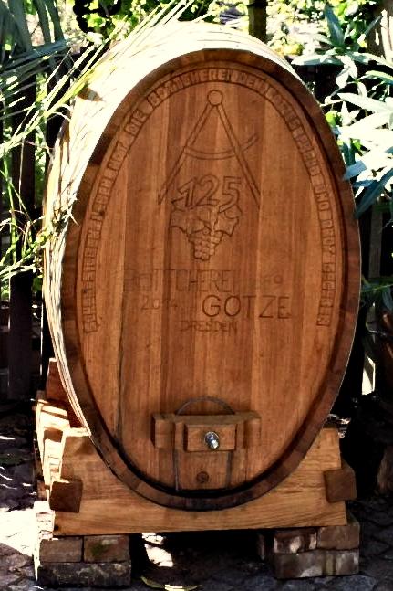 Weinfass - Holzfass