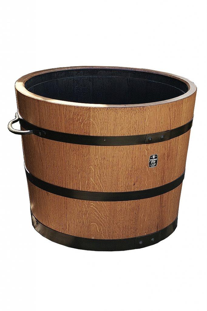 Holzpflanzkübel - Pflanzkübel Holz